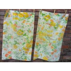 Vintage Lady Pepperell set of 2 Pillowcases