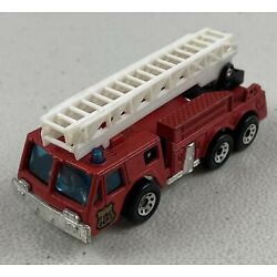 Kyпить Vintage 1982 Matchbox Fire Engine Red Fire Truck Extendable Ladder на еВаy.соm