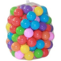 Kyпить Play Ball Pit Balls COLOBOBO for Kids - Plastic 5.5 100pcs Balls for Ball на еВаy.соm