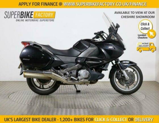 2006 56 HONDA NT700V DEAUVILLE BUY ONLINE 24 HOURS A DAY