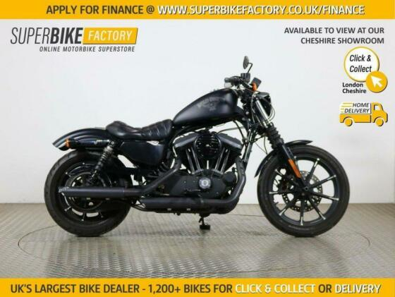 2016 16 HARLEY-DAVIDSON SPORTSTER XL 883 N IRON - BUY ONLINE 24 HOURS A DAY