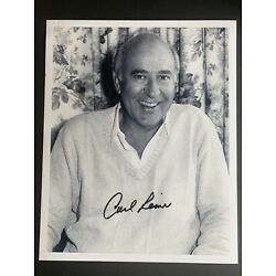 Kyпить Signed CARL REINER Autographed 8x10 Actor, Comedian, Director, Screenwriter на еВаy.соm