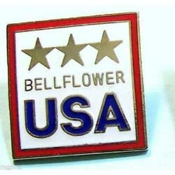 Kyпить BELLFLOWER ,USA  Pin, на еВаy.соm