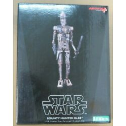 Kyпить *NEW* Star Wars: Bounty Hunter IG-88 1/10 Scale ArtFX+ Statue by Kotobukiya на еВаy.соm
