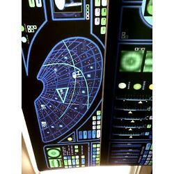 Kyпить StAr TrEk prop generations ship nav  Translight poly print  new на еВаy.соm