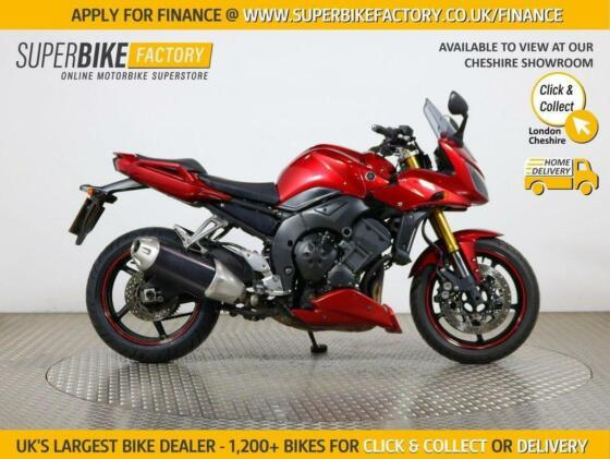 2006 06 YAMAHA FZ1 S - BUY ONLINE 24 HOURS A DAY