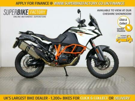 2018 18 KTM 1090 ADVENTURE R - BUY ONLINE 24 HOURS A DAY