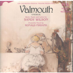 Valmouth: Original Cast Recoding (CD, 1995 Jay) Sandy Wilson/Chichester/Sealed!