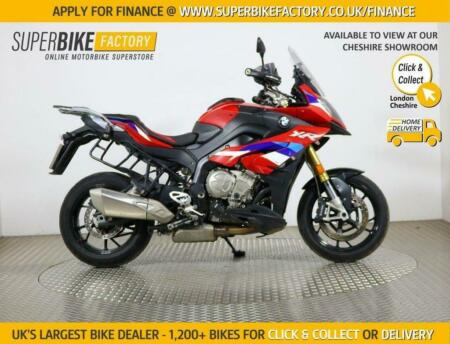 2018 18 BMW S1000XR - BUY ONLINE 24 HOURS A DAY