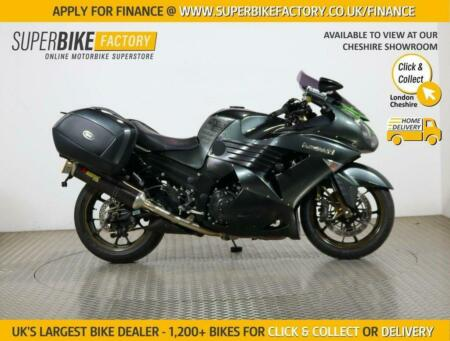 2006 06 KAWASAKI ZZR1400 A6F - BUY ONLINE 24 HOURS A DAY
