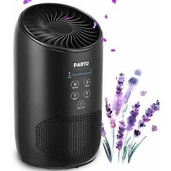 PARTU HEPA Air Purifier - Smoke Air Purifiers for Home with Fragrance NEW
