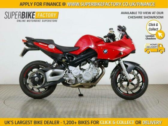 2007 07 BMW F800S BUY ONLINE 24 HOURS A DAY