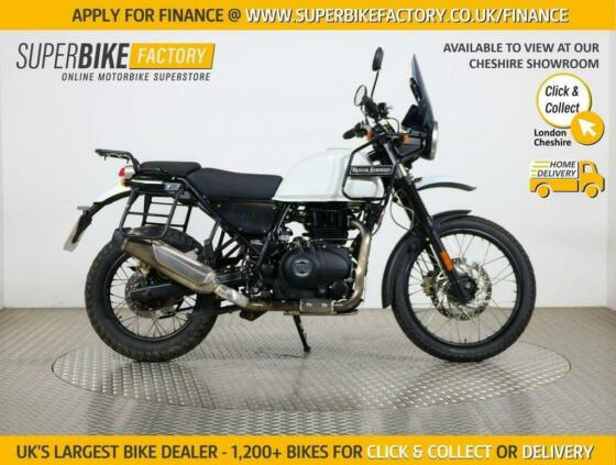 2020 69 ROYAL ENFIELD HIMALAYAN - BUY ONLINE 24 HOURS A DAY