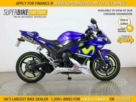 2009 08 YAMAHA R1 YZF - BUY ONLINE 24 HOURS A DAY