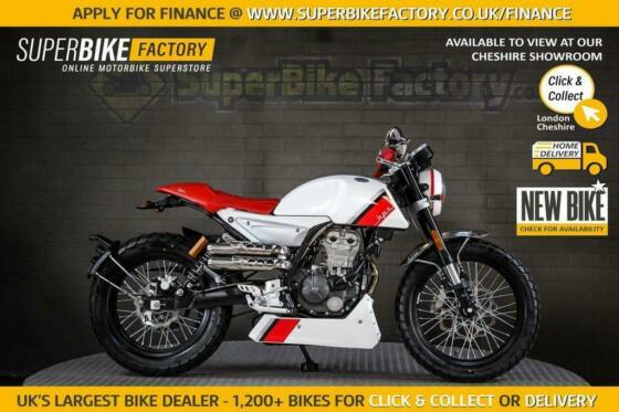 2020 FB MONDIAL HPS 125CC EFI - BUY ONLINE, CONTACTLESS DELIVERY, NEW MOTORBIKE