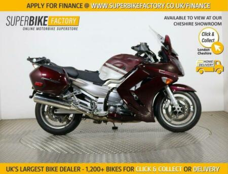 2007 07 YAMAHA FJR1300 - BUY ONLINE 24 HOURS A DAY
