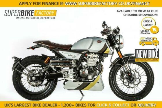 2020 MONDIAL HPS125 HIPSTER 125 EFI - BUY ONLINE, CONTACTLESS DELIVERY