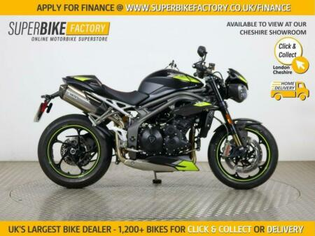 2020 70 TRIUMPH SPEED TRIPLE 1050 RS - BUY ONLINE 24 HOURS A DAY