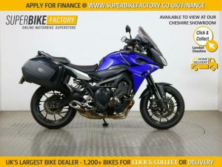 2017 17 YAMAHA TRACER 900 ABS - BUY ONLINE 24 HOURS A DAY
