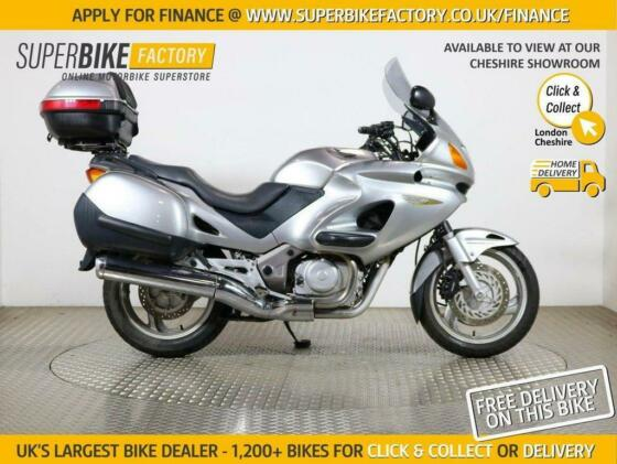 2004 04 HONDA NT650V DEAUVILLE BUY ONLINE 24 HOURS A DAY
