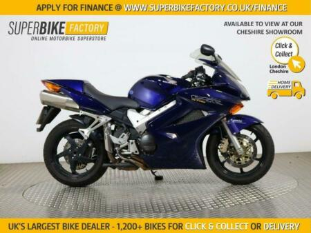 2002 52 HONDA VFR800F A-2 - BUY ONLINE 24 HOURS A DAY