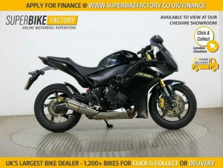 2013 13 HONDA CBR600F A-C - BUY ONLINE 24 HOURS A DAY