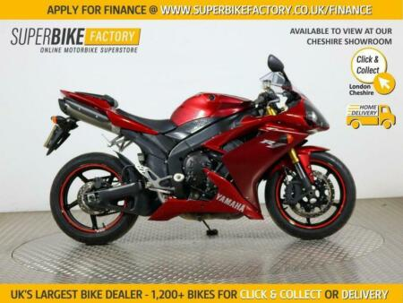 2010 10 YAMAHA R1 YZF - BUY ONLINE 24 HOURS A DAY