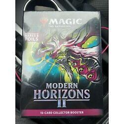 Kyпить Magic The Gathering Modern Horizons 2 15-Card Collector Booster Box IN HAND на еВаy.соm