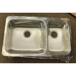 Kyпить KINDRED UC1831/80ML Combination Bowl Stainless Steel Kitchen Sink на еВаy.соm