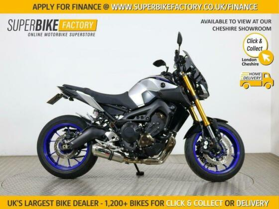 2018 68 YAMAHA MT-09 SP - BUY ONLINE 24 HOURS A DAY