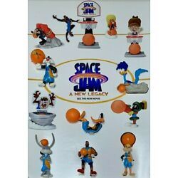 2021 Space Jam  Legacy McDonald's Happy Meal entire set of 12 toys