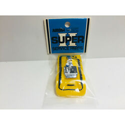 AFX AURORA ~ SUPER ll ~ Painted & trimmed body NEW in package  Model Motoring HO