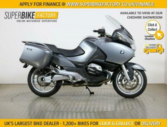 2005 55 BMW R1200RT - BUY ONLINE 24 HOURS A DAY