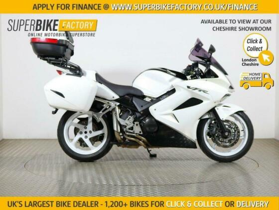 2009 59 HONDA VFR800F A - BUY ONLINE 24 HOURS A DAY