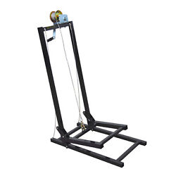 Viking Solutions L-E-VATOR Loading Assistant for Game Animals, Black (For Parts)