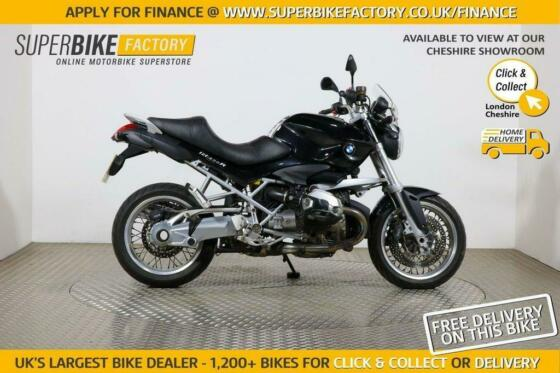 2011 11 BMW R1200R - BUY ONLINE 24 HOURS A DAY