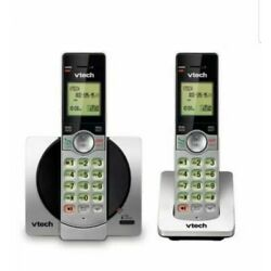 VTECH *CS6919-2* 2 HANDSET CORDLESS PHONE SYSTEM WITH CALLER ID CALL WAITING