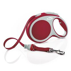 Red Flexi Vario Large Up To 132 Lbs. 16 Feet