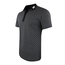 PXG Men's Crossed Driver Polo
