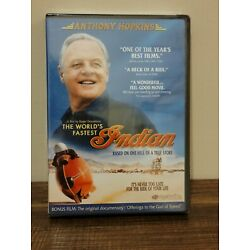The World's Fastest Indian (DVD) Anthony Hopkins