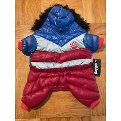 Dog Winter Snowsuit / Small / New With Tags