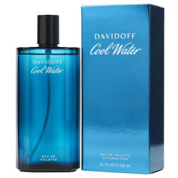 Cool Water by Davidoff EDT for Men 6.7 / 6.8 oz Brand New In Box