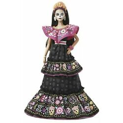 Barbie 2021 Dia De Muertos Doll, Day Of The Dead (NEW) / READY TO SHIP NOW