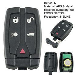 Replacement For Land Rover 2008-2012 LR2 Remote Key Fob Car Keyless Entry Smart