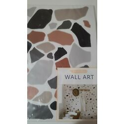 Wall Art 10 Sheets Of 290 Pieces. Decorate a wall space in your home or office
