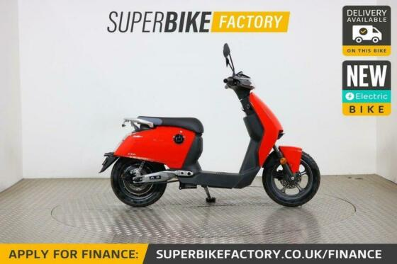 2020 70 SUPER SOCO CUX - NATIONWIDE DELIVERY AVAILABLE