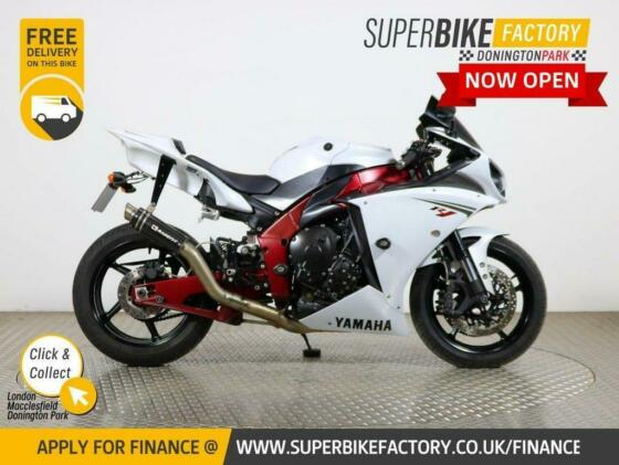 2009 09 YAMAHA R1 BUY ONLINE 24 HOURS A DAY