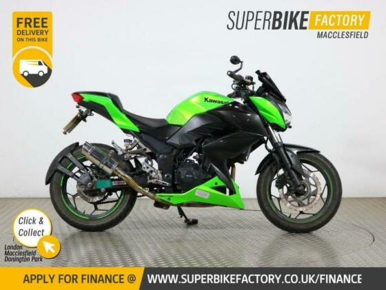 2015 15 KAWASAKI Z300 ABS - BUY ONLINE 24 HOURS A DAY