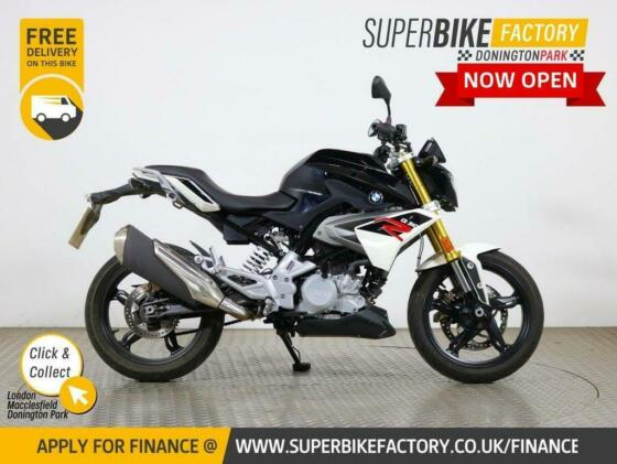 2019 19 BMW G310R BUY ONLINE 24 HOURS A DAY
