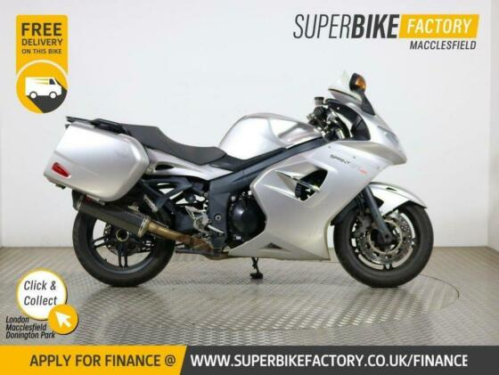 2013 62 TRIUMPH SPRINT GT 1050 ABS - BUY ONLINE 24 HOURS A DAY